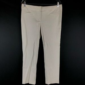 Express Editor Stripe Crop Pants